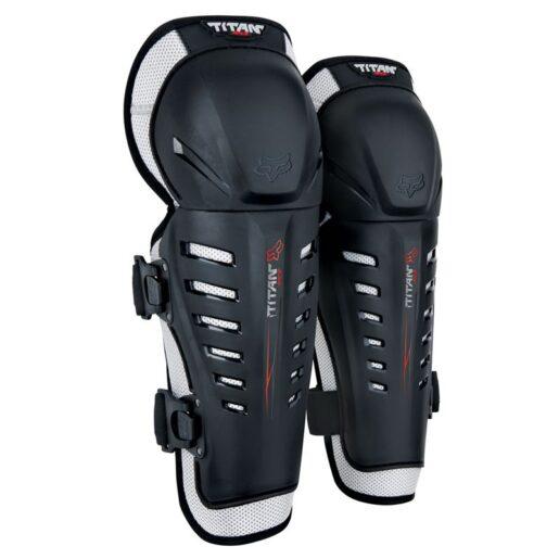 YTH TITAN RACE Zaščita za kolena OS Črna