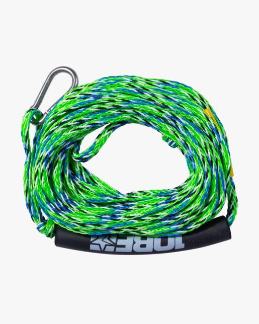Vlečna vrv Jobe za 2 osebi Lime