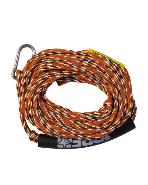 Vlečna vrv Jobe za 2 osebi rdeča
