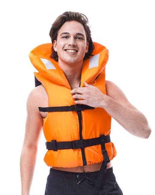 Jobe Comfort Rešilni jopič oranžna