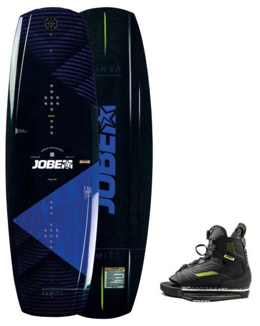 Jobe Vanity Wakeboard 136 & Unit Vezi Set 7/10