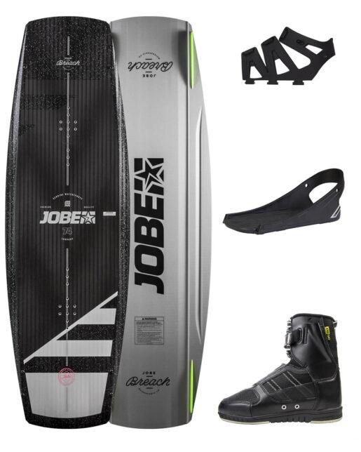 Jobe Breach Wakeboard 139 & Drift Vezi Set