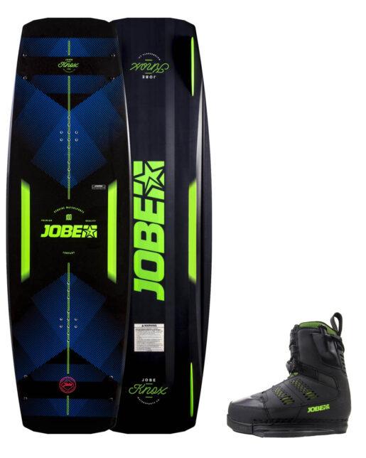 Jobe Knox Wakeboard 139 & Nitro Set črna