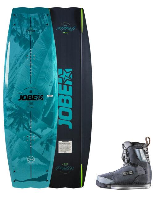 Jobe Prolix Wakeboard 143 & Charge Vezi Set