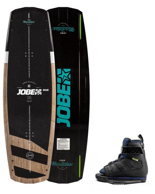 Jobe Maddox Wakeboard 138 & Republik Set 7/10