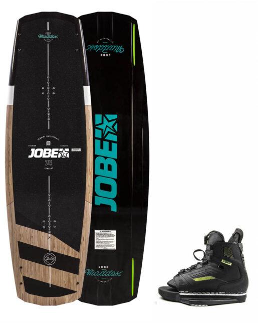 Jobe Maddox Wakeboard 142 & Unit Vezi Set