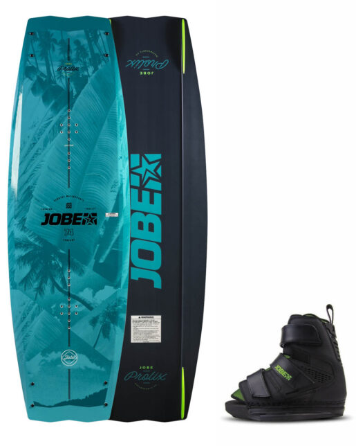 Jobe Prolix Wakeboard 138 & Host Vezi Set 10/12