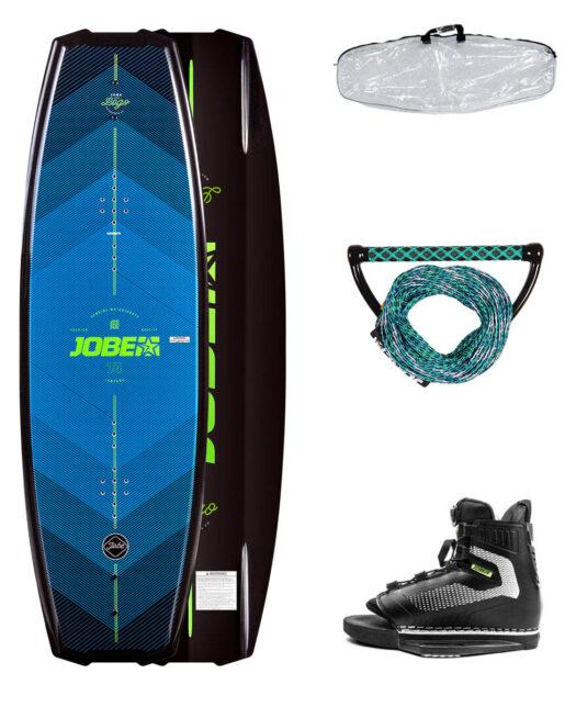 Jobe Logo Wakeboard 138 & Unit Vezi Package