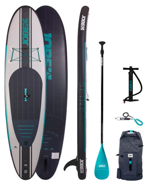 Jobe Infinity Seine 10.6 Inflatable Paddle Board Package