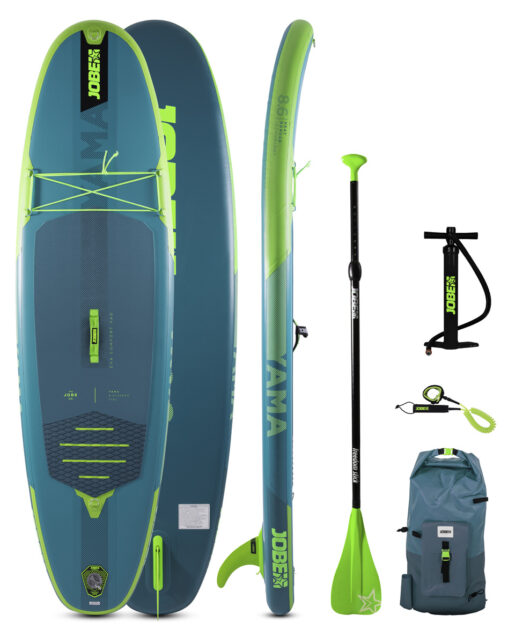 Jobe Yama 8.6 Inflatable Paddle Board Package