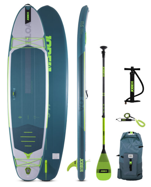 Jobe Loa 10.6 Inflatable Paddle Board Package