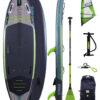 Jobe Venta 9.6 Inflatable Windsurf SUP Package + Venta Sup Sail