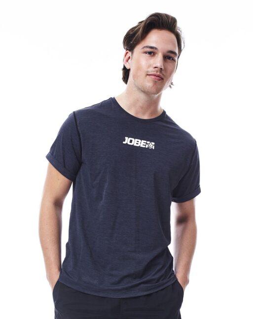 Jobe Majica kratka Moški Graphite