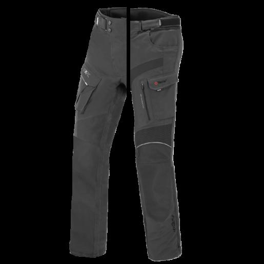 Textile hlače BÜSE Porto (set) črna +Črna