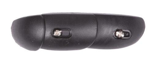 Abrazivne blazinice za Motoristične čevlje Paar črna