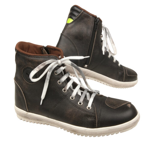 Motoristični čevlji Lane Zip