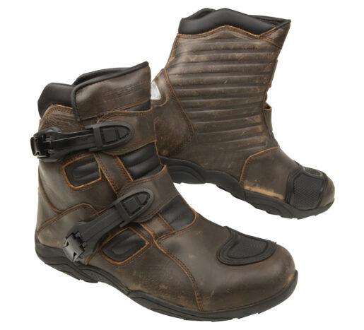 Motoristični čevlji Muddy Track Evo II