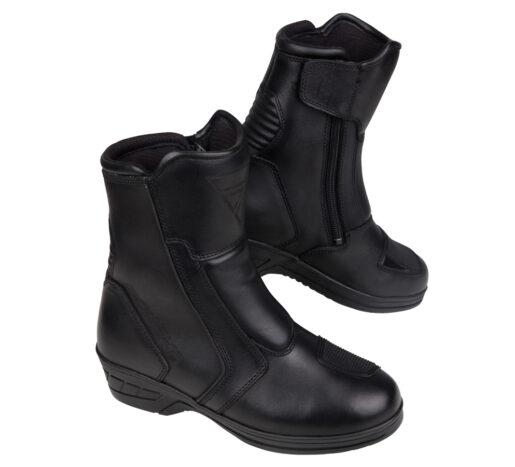 Motoristični čevlji Nicoletta Lady